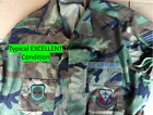 Woodland CAMO Blouse Top Shirt Military BDU Army Air Soft Small Med Large