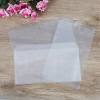 1PC A6 1/2/3 Grids Transparent Loose Leaf Zipper pockets Credit Card Pocket_dr