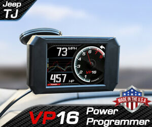 Volo Chip VP16 Power Programmer Performance Tuner for Jeep TJ
