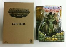 Motu Classics Evil Seed Masters of the Universe action figure Mattel He-man 200x