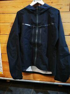 Madison - Zena women's waterproof jacket, black size 12. NEW