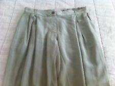 Pantalon en soie Taille 38 Ottod'Ame