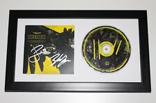 TWENTY ONE PILOTS BAND SIGNED FRAMED 'TRENCH' CD COVER ALBUM w/COA 21 JOSH TYLER