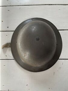 WW2 Brodie Helmet With Original Liner
