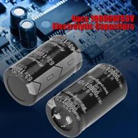 4Pcs/set 30*50mm 10000uF 63V Audio Electrolytic Capacitor Electronic Component