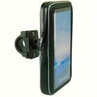 Impermeable Bicicleta Moto Manillar Montaje de Teléfono Para Samsung Galaxy S20