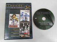 LA MUCHACHA DEL SENDERO + TESTIGO SILENCIOSO + MAMA SANGRIENTA DVD SLIM TERROR