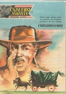 1958 TINTIN (Hergé) Portuguese comic magazine Cavaleiro Andante # 343