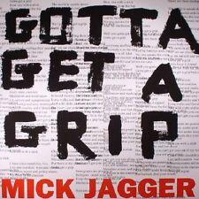 "MICK JAGGER - GOTTA GET A GRIP b/w ENGLAND LOST - NEW 12"" Vinyl - Rolling Stones"