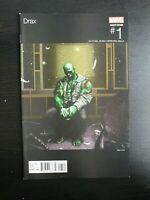 DRAX 1 MIKE CHOI HIP HOP VARIANT NM GUARDIANS OF THE GALAXY NM