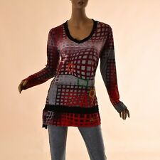 Desigual women dress top tunic Size XL india Genuine