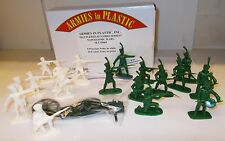 Armies in Plastic 5669 - Napoleonic Wars 8 Prussian Army & 10 French Army(1/32)