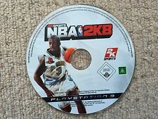 NBA 2K8 - Sony Playstation 3 PS3 DISK ONLY UK PAL