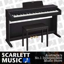 Casio AP-270 Black Digital Piano - w/ Piano Stool ** AP-260 / AP260 Update **