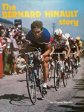 Book: The Bernard Hinault Story