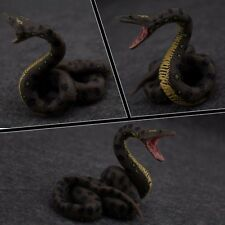 "NEW 1/6 Scale Bpython Boa Snake Model For 12""Action Figure Animal Accessories"