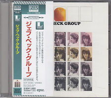 JEFF BECK GROUP - same CD japan edition