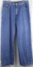 Perry Ellis America Blue Denim Jeans Pants Men's 38 38/32 32