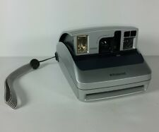 Vintage Polaroid One 600 Instant Film Camera Digital Display With Wrist Strap