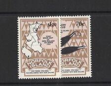 1993 Norfolk Island SG 560/1 muh set