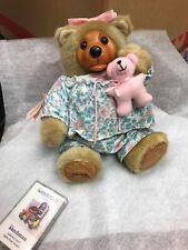 Courtney Bear By Robert Raikes w/ COA, Tags - 1990 - KKK54/10000