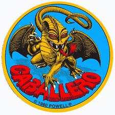 Powell Peralta Steve Caballero-SKATEBOARD Sticker-Ossa Brigata