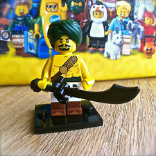 LEGO 71013 Minifigures SERIES 16 DESERT WARRIOR ARABIAN KNIGHT #2 SEALED Minifig