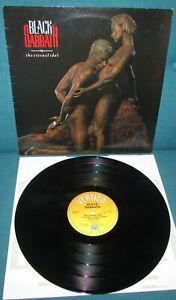 BLACK SABBATH Eternal Idol ORIGINAL 1st UK VERTIGO 1987 + Lyric Inner