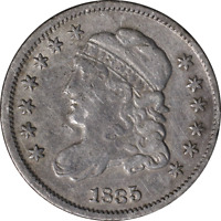1835 Bust Half Dime Great Deals From The Executive Coin Company
