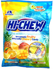 Hi-Chew Sensationally Chewy Japanese Fruit Candy, (Tropical Mix), 3.53 oz/ pack