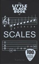 The Little Black Book of Scales Guitar Scalebook