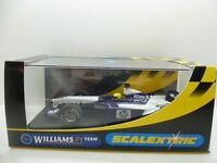 "Scalextric C2417 Williams BMW F1 ""No5 2002"" mint boxed unused"