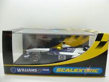 """Scalextric C2417 Williams BMW F1 """"No5 2002"""" como nuevo en caja sin usar"""