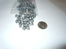 """Solid Rivets 100 3/16"""" x 1/4"""" SCA Medieval Steampunk Industrial Blacksmithing"""