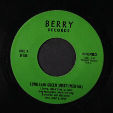 BERRY PATCH: Long Lean Green / Same 45 (Jazz Funk) Funk
