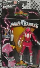 SABAN'S POWER RANGERS MIGHTY MORPHIN PINK RANGER LEGACY COLLECTION LIM EDITION