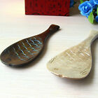 Cute Fish Whale Spoon Supplie Shaped Ladle Non Stick Rice Paddle Meal BDAU