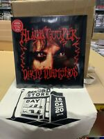 Alice Cooper LP Dirty Diamonds Red Vinyl Numbered RSD 2020