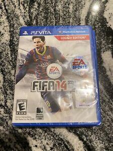 FIFA 14: Legacy Edition (Sony PlayStation Vita, 2013) Brand New!