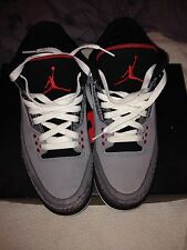 Air Jordan Retro 3 Stealth