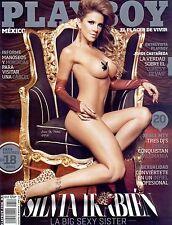 "(D) PLAYBOY MEXICO SILVIA IRABIEN ""LA CHIVA"" ABRIL 2012 PLAYBOY MEXICAN EDITION"