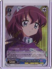 Weib Weiss Schwarz Familiar of Zero Henrietta Signed TCG card W03-079SP Anime #3