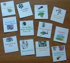 THINK FAST: LITERACY/THINKING GAME  - Teacher Resource