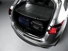 Genuine Mazda CX7 Black Cargo Cover OE OEM EG21-68-34XB-02