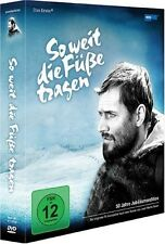 SO WEIT DIE FÜSSE TRAGEN - 50 JAHRE JUBILÄUMS-EDITION  4 DVD NEU HEINZ WEISS/+