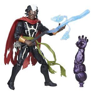 Marvel 6 Inch Legends Series DOCTOR STRANGE Masters of Magic: Brother Voodoo