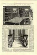 1890 Queens Gate Terrazza scuderie Stazione CENTRALINO batteria locale
