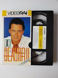 VHS BEAUTIFUL 9° Episodio Video RAI Editrice Universo anno 1993