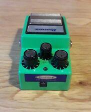 Ibanez TS9 KEELEY Mod + Plus 2007 Japan Tube Screamer Overdrive effect pedal MIJ