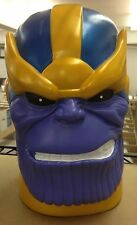 Thanos Head Bust Bank brand new unused Avengers Infinity Gauntlet movie